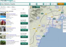 HotelMaps hoteles