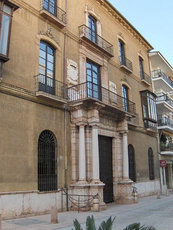 palacio marque villadarias antequera