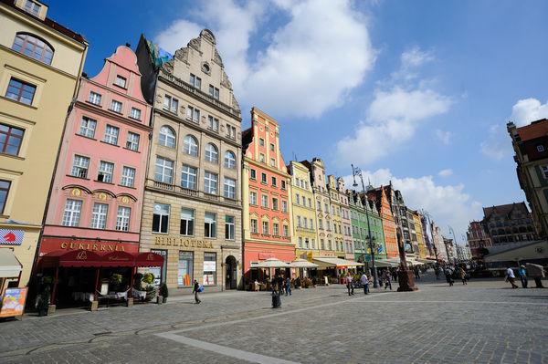 plaza mercado Rynek