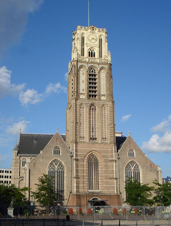 rotterdam iglesia Laurenskerk