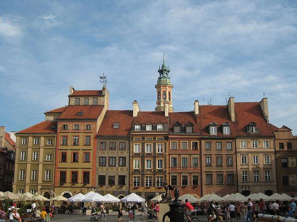 rynek wroclaw plaza polonia