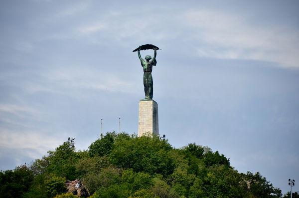 budapest estatua ciudadela