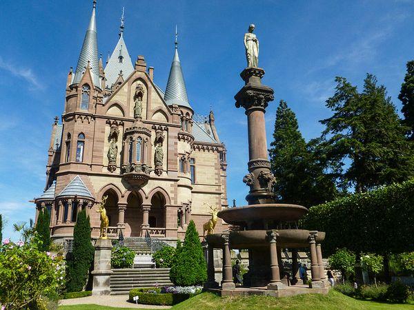 castillo Drachenburg
