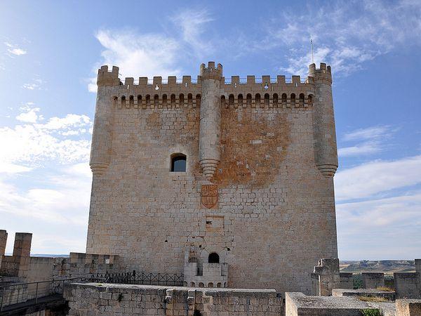 castillo peñafiel vino