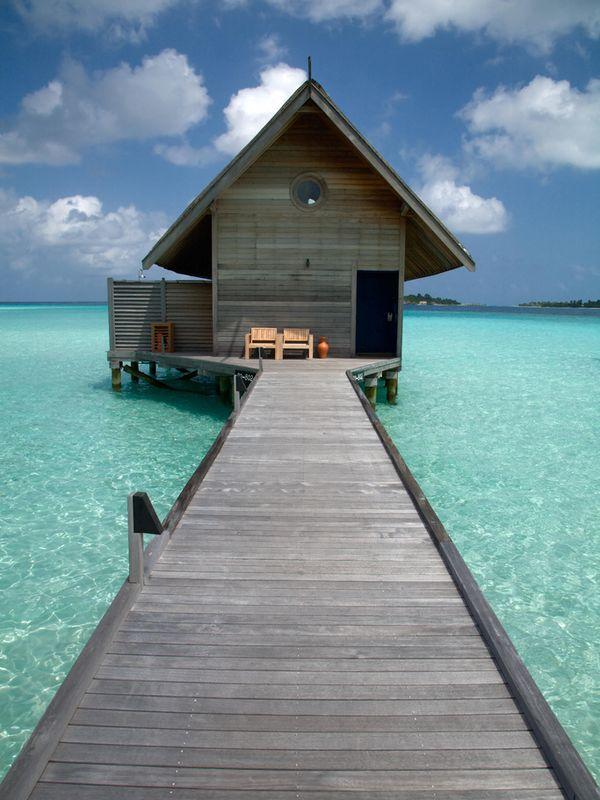 Cocoa Island bungalows