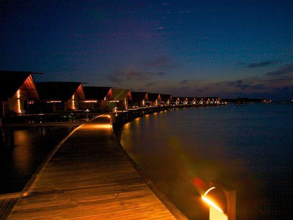 Cocoa Island compleno turistico