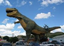 Drumheller dinosaurios