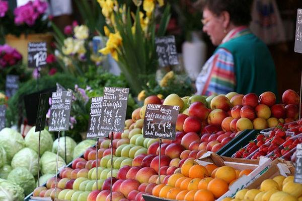 Viena Naschamarkt