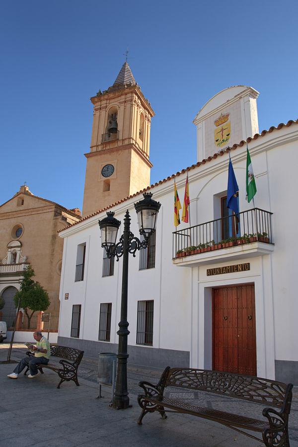 jabugo pueblo
