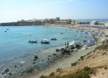 tabarca playa
