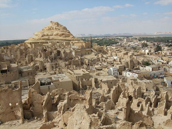 siwa egipto