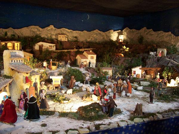 navidad mundo pesebre