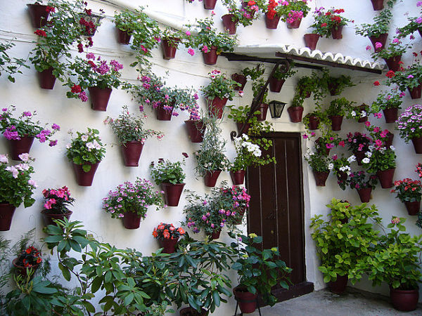 La Fiesta de los Patios de Córdoba, patrimonio de la humanidad