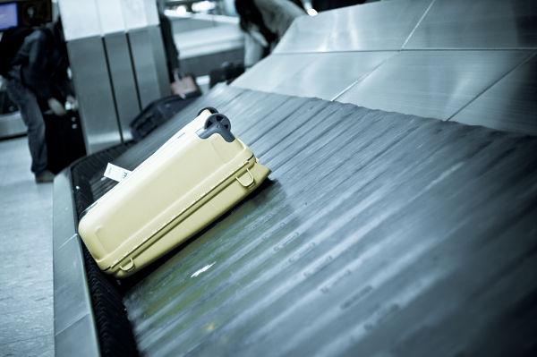 maleta perdida aeropuerto