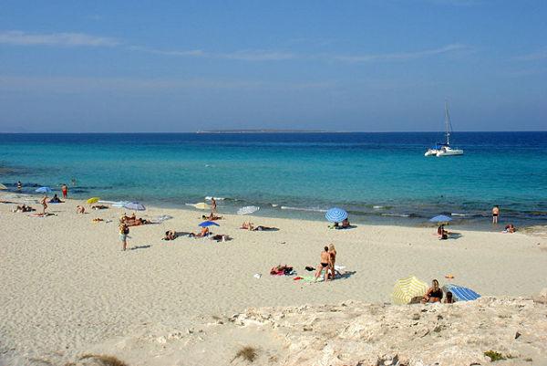 mejores playas españa illetes formentera