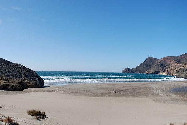 las mejores playas de arena en espana