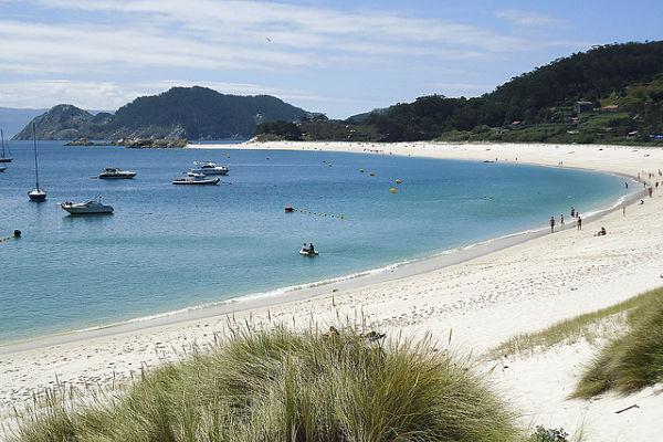 mejores playas españa rodas cies
