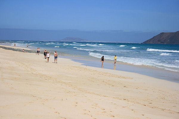playa corralejo