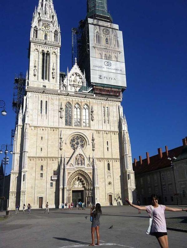 zagreb catedral