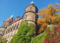 Castillo Ksiaz polonia
