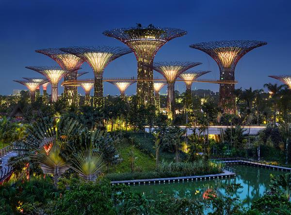 jardines bahia singapur
