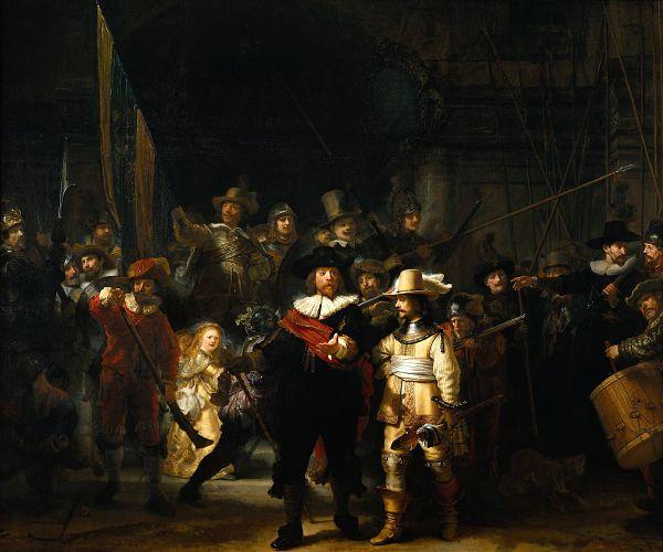 Ronda Noche Rembrandt