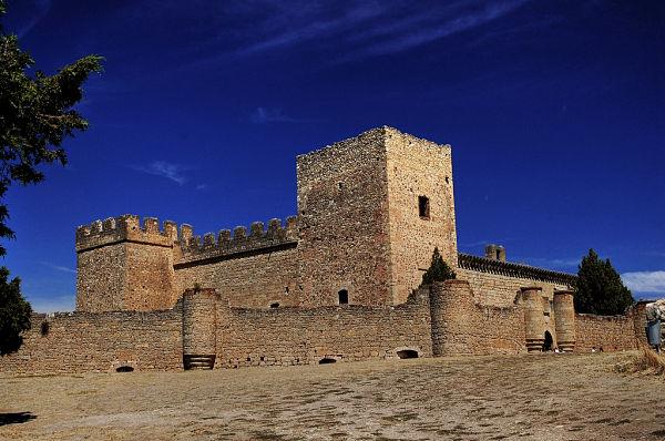 pedraza segovia castillo