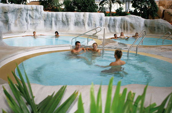 tropical islands spa