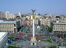 Kiev plaza independencia