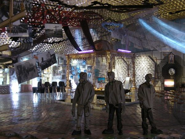 Museo Chernobil ucrania