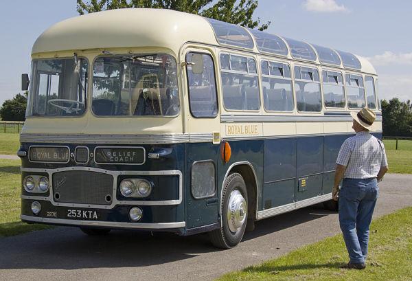 viajes autobus