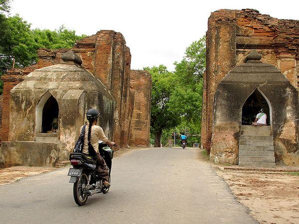 Bagan Myanmar templos