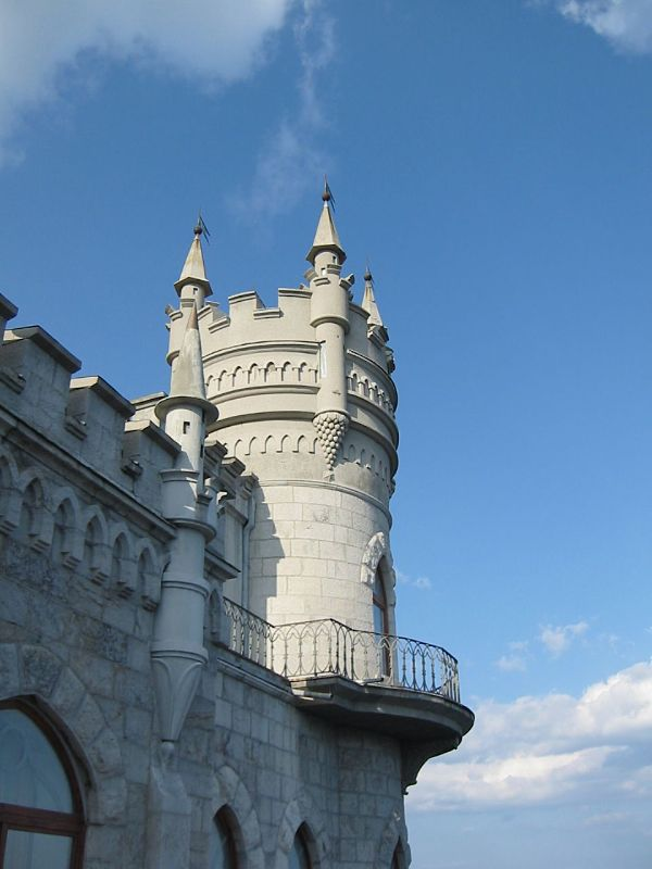 castillo Swallow's Nest crimea