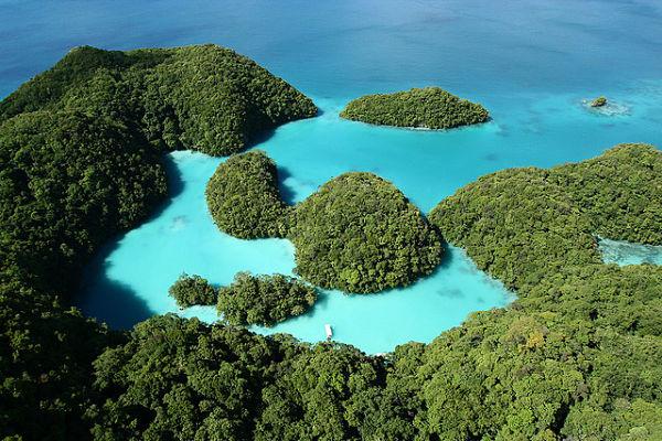 islas palau palao