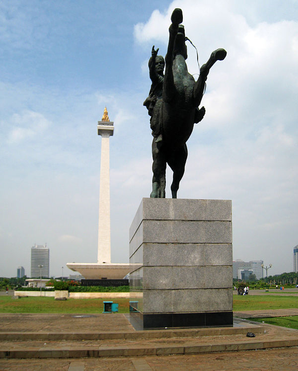 plaza merdeka Diponegoro