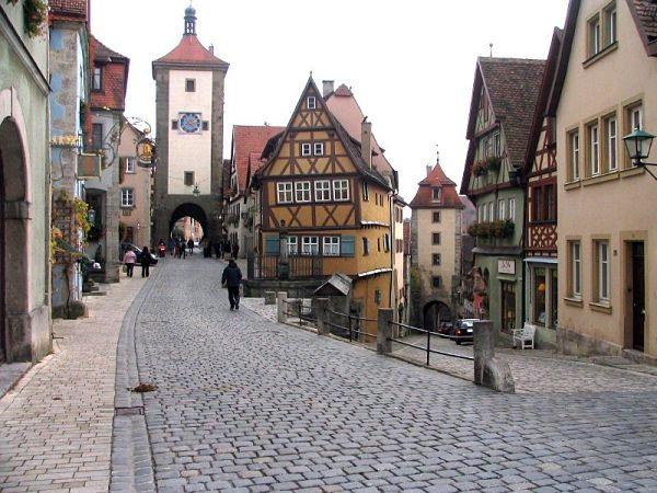 hoteles romanticos europa Herrnschlosschen