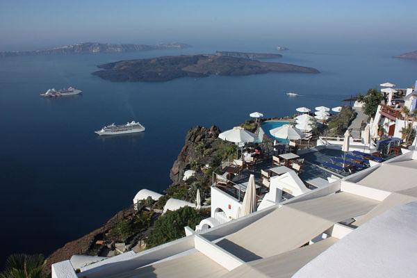 hoteles romanticos europa Imerovigli