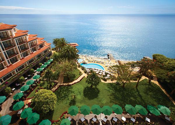 hoteles romanticos europa funchal