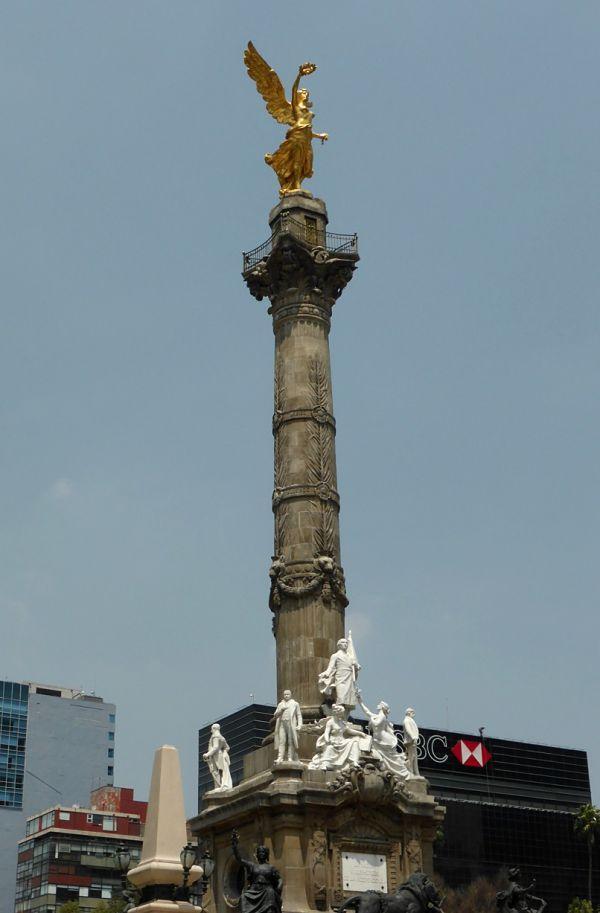 independencia mexico columna