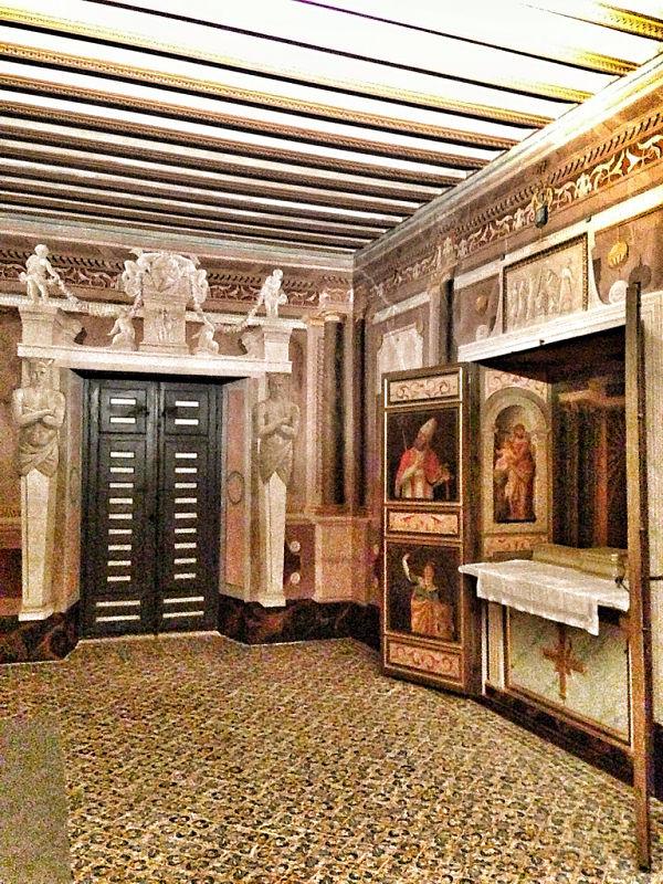 palacio guevara capilla