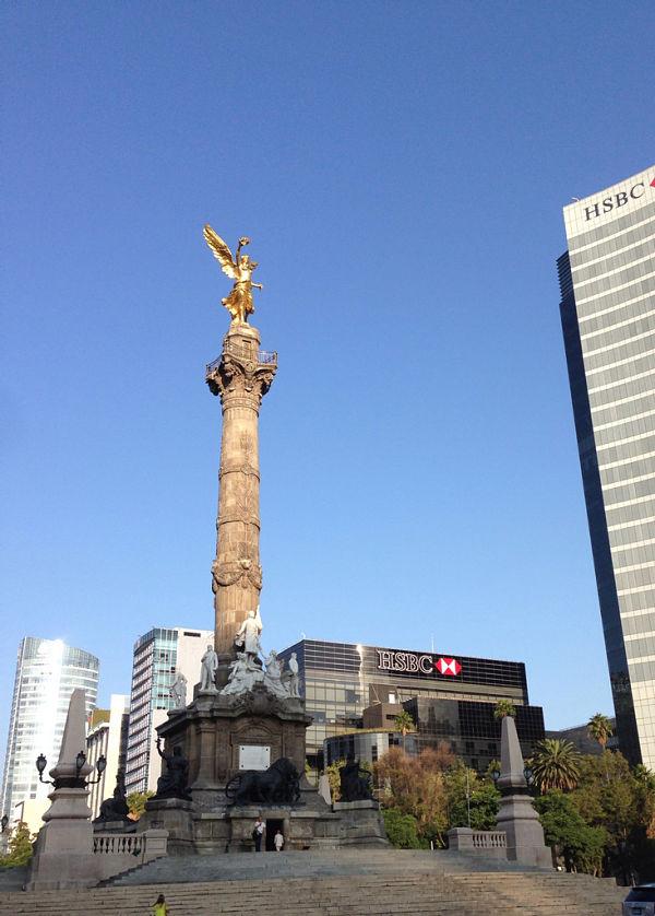 independencia mexico df monumento