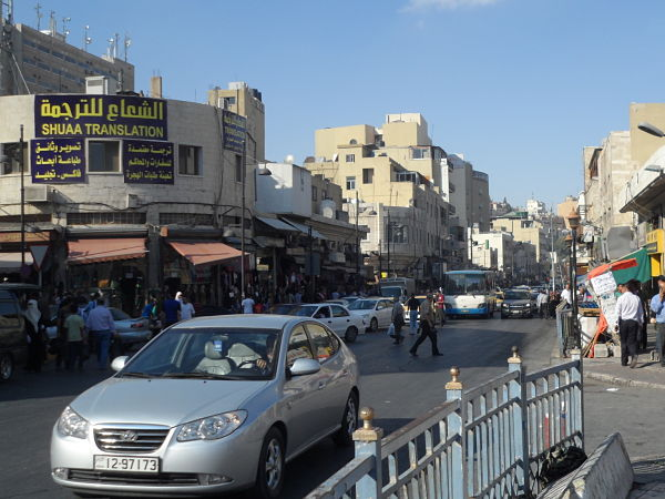 Jordania consejos viajar taxis