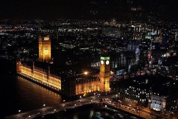 ciudades visitadas Londres