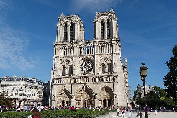 ciudades visitadas Paris