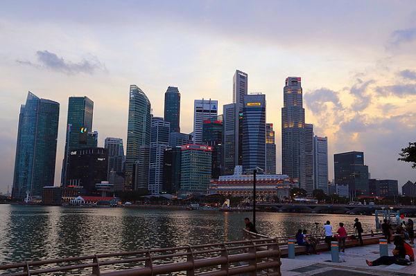 ciudades visitadas Singapur