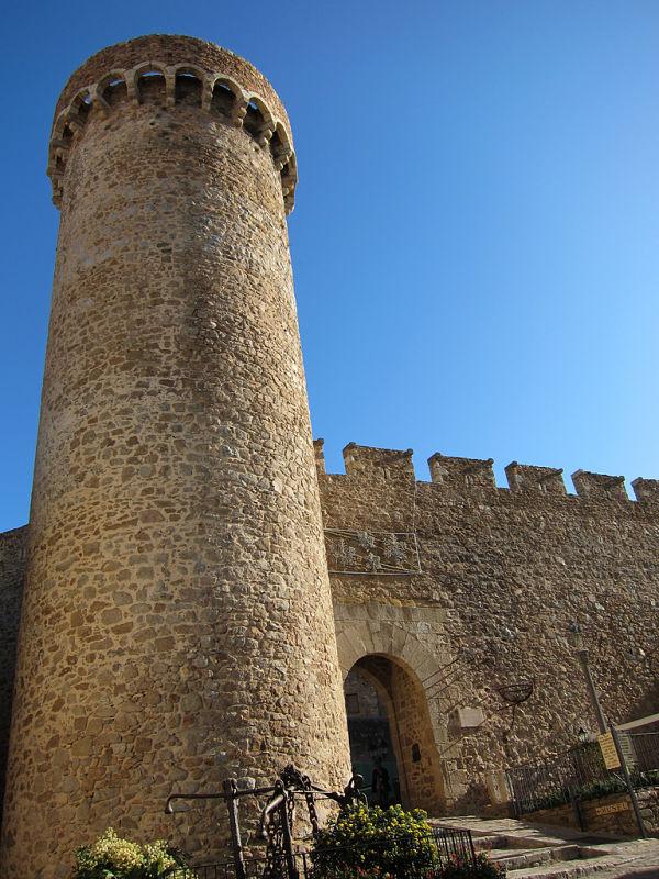 tossa mar villa vella torre