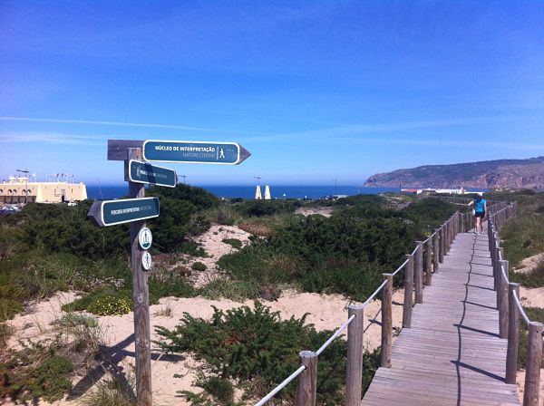 playa guincho portugal