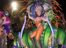 samba brasil bailarina
