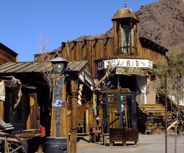 Calico Pueblo Fantasma Precio