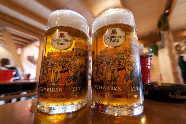 oktoberfest cerveza